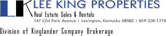 Lee King Properties